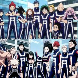 ¿Quiénes son los integrantes del Bakugo squad? - ¿Cuánto sabés de BNHA? (Boku no Hero Academia)