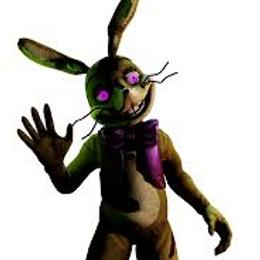 Glitchtrap apareció en fnaf 4 como un shadow o no? - Cuanto sabes de Glitchtrap