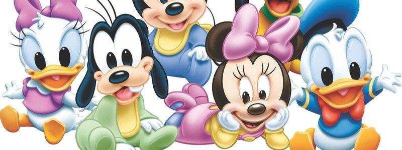 ¿que personaje eres de mikey mouse bebe?