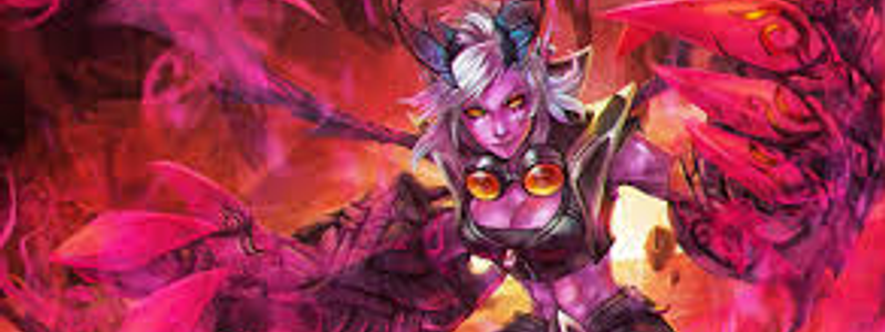Cual de los demonios de league of legends eres