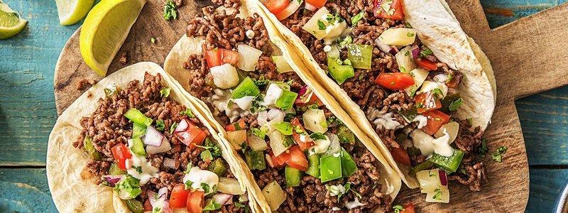 ¿Qué tipo de Comida Mexicana eres?