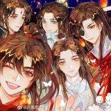 Preguntas y respuestas: ¿Qué personaje de MXTX (Mo Xiang Tong Xiu) te identifica?