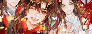 ¿Qué personaje de MXTX (Mo Xiang Tong Xiu) te identifica?