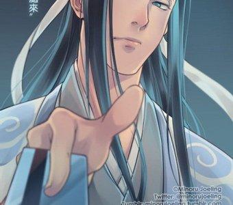 Resultado de ¿Qué personaje de MXTX (Mo Xiang Tong Xiu) te identifica?