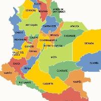 Según las siguientes divisiones territoriales, ¿Cómo se les denominan? - Organización territorial Grupo #2