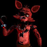 ¿quien es foxy? - ¿que tan fan de FNAF eres?