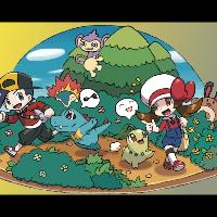 Re facil: Cuáles son los dos Pokémon insignia de esta gen? - Test de conocimiento de Pokémon oro heartgold y plata Soulsilver