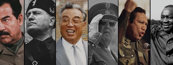 ¿Qué Dictador Eres?