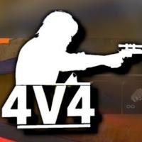 Cual es el modo donde se enfrentan 4vs4 - Cuanto sabes de Free Fire?