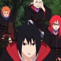 Como se llama el equipo de sasuke - Cuanto sabes de naruto shippuden-boruto