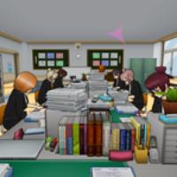 ¿Cuántas maestras hay en la escuela? (sin contar a la enfermera, consejera y ni maestra de física)   - ¿Cuánto sabes de los estudiantes de yandere simulator?
