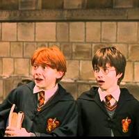 ¿A la clase de que profesor llegan tarde Ron y Harry? - ¿Cuanto sabes de Harry Potter y la piedra filosofal?