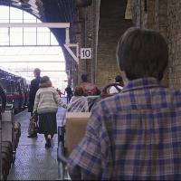 ¿A qué plataforma/andén tiene que llegar Harry para poder ir a Hogwarts? - ¿Cuanto sabes de Harry Potter y la piedra filosofal?