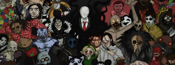 Preguntas y respuestas: que creepypasta eres