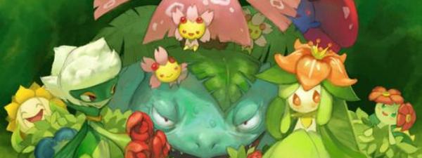 que pokémon tipo planta eres?