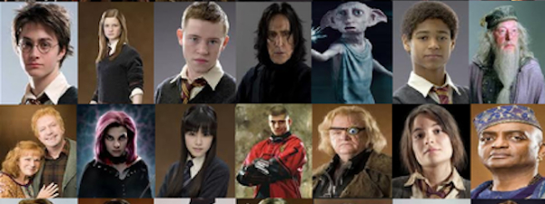 que personaje eres en el universo de harry potter