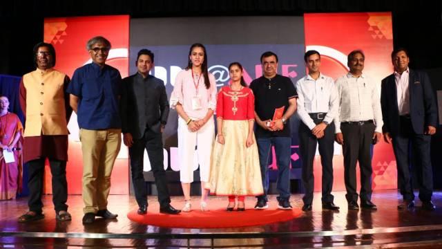 नज़रिया-जो जीवन बदल दे के मंच पर मेहनत और हौसले के धुरंधरों ने बयां की जीत की कहानी 26 मई को नई दिल्ली में