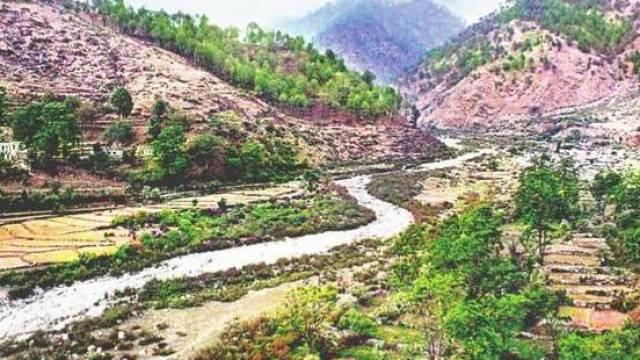 गगास नदी से जुड़ेगा जीवन-जीविका-जमीर का रिश्ता