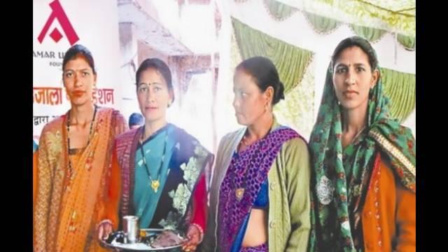 बांदल घाटी उत्सव में महिलाओं ने दिखाया हुनर
