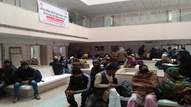 शिविर में तेजाब पीड़ितों की दर्दनाक कहानियां सुनने को मिली