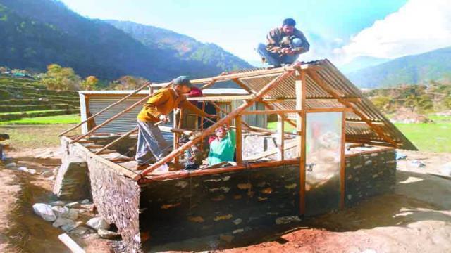 AUF initiates Rehabilitation in Uttarakhand