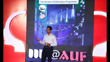 नज़रिया-जो जीवन बदल दे कार्यक्रम में इसरो के वैज्ञानिक इम्तियाज़ अली खान।