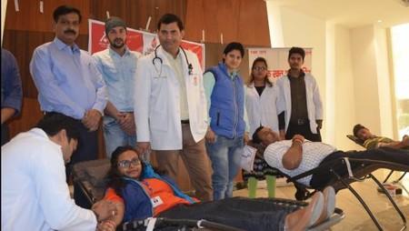 रक्तदान-महादान