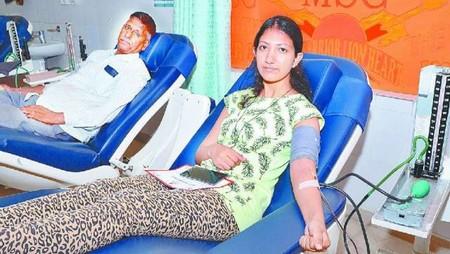 अमर उजाला फाउंडेशन रक्तदान-महादान