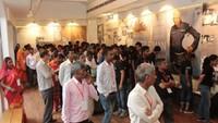 कलाम मेमोरियल का दर्शन करते अतुल माहेश्वरी छात्रवृत्ति विजेता