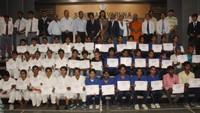वाराणसी के सनबीम स्कूल में आयोजित शक्ति परियों की हौसला अफजाई कार्यक्रम में शक्ति परियों को किया गया सम्मानित।