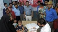 कन्नौज के विनोद दीक्षित सामुदायिक स्वास्थ्य केंद्र में निःशुल्क स्वास्थ्य शिविर का आयोजन।