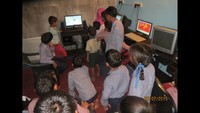 राजकीय इंटरमीडिएट कॉलेज में कम्प्यूटर लैब का लोकार्पण