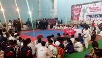 काशी में तीसरी राष्ट्रीय ओपेन कराटे प्रतियोगिताका आगाज