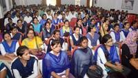 नपुर के मोहम्मद हसन पीजी कालेज में पुलिस की पाठशाला