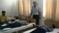 कानपुर में 24 लोगों ने किया स्वैच्छिक रक्तदान