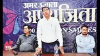 महराजगंज केसदर स्थितसामुदायिक स्वास्थ्य केंद्रके सभागार में आयोजित स्वच्छता गोष्ठी को संबोधित करते एसीएमओ डॉ. राजेंद्र प्रसाद