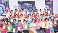 देवरिया केसंत विनोबा पीजी कॉलेज परिसर में आयोजित पर्यावरण दिवस के अवसर परआयोजित संगोष्ठी में मौजूद छात्राएं
