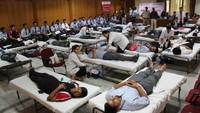 विश्व रक्तदाता दिवस पर सात राज्यों में लगेगा 'महादानियों का महामेला'