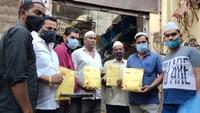 अमर उजाला फाउंडेशन की ओर से मेरठ में जरूरतमंद लोगों को विशेष कोरोना केयर किट वितरित किया गया