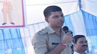 सीतापुर के दीनदयाल उपाध्याय ग्रामीण कौशल मिशन केंद्र, कुंदनी में हुई पुलिस की पाठशाला।