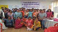 बलरामपुर में महिलाओं की दशा व दिशा सुधरेंगी स्मार्ट बेटियां।