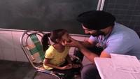 सिद्धार्थ पब्लिक स्कूल, अपर राजीव नगर (देहरादून) में आयोजित शिविर में 400 मरीजों का स्वास्थ्य परीक्षण।