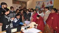 कानपुर के गोविंदनगर में 275 लोगों का निःशुल्क स्वास्थ्य परीक्षण