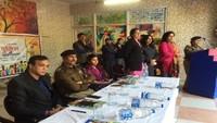 गाजियाबाद केदेहरादून पब्लिक स्कूल में हुई पुलिस की पाठशाला