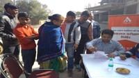 बराड़ा केसामुदायिक स्वास्थ्य केंद्रमें निःशुल्क स्वास्थ्य शिविर का आयोजन