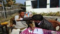 देहरादून केबड़ासी ग्रांट गांव में 295 लोगों का निःशुल्क स्वास्थ्य परीक्षण