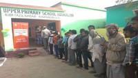 कुशीनगर के फाजिलनगर ब्लॉक के 824 लोगों ने कराया स्वास्थ्य परीक्षण