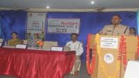 कानपुर के नर्चर इंटरनेशनल स्कूल में हुई पुलिस की पाठशाला