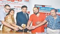 कानपुर में आयोजित निःशुल्क कैंसर जाँच शिविर में 407 लोगों का परीक्षण।