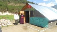 उत्तराखंड के देहरादून में प्राकृतिक आपदा से प्रभावित डेढ़ सौ परिवारों को मिली छत